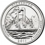 Vicksburg National Military Park Featured on Quarter