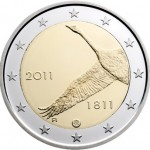 €2 Coin Celebrates Central Bank of Finland 200th Anniversary