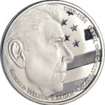 Commemorative Medal Celebrates Ronald Reagan Centennial