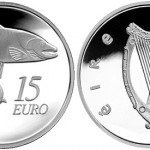 Second Coin in Ireland's Barnyard Series Features Salmon