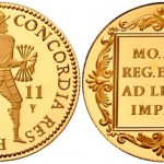 2011 Gold Ducat from the Royal Dutch Mint