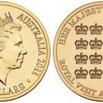 Australia Prepares for Royal Visit with Commemorative Coin