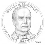CCAC Reviews William McKinley and Thoedore Roosevelt Presidential Dollar Designs