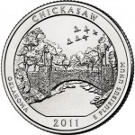 Chickasaw National Recreation Area Featured on Quarter