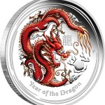 Perth Mint Releases Gilded, Colored, and Gemstone Silver Dragons Amidst Website Problems