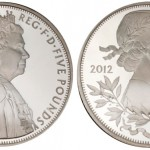 Royal British Mint Launches Queen's Diamond Jubilee £5 Coin