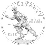 2012 Infantry Solider Silver Dollar Designs Announced