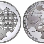 Two Coins Mark 25th Anniversary of Portugal and Spain's Membership in the European Union