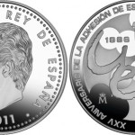 25th anniversary of Accession to EU Celebrated on Spanish Collector Coins