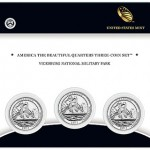 US Mint Offers Vicksburg Quarter Three Coin Set