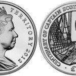 Commemorative Coin Marks Centenary of Terra Nova Expedition