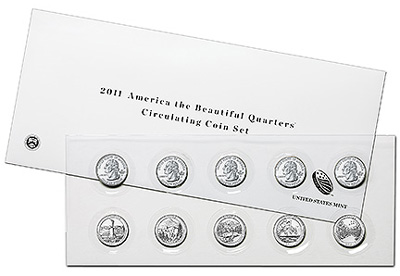 2011 ATB Circulating Coin Set