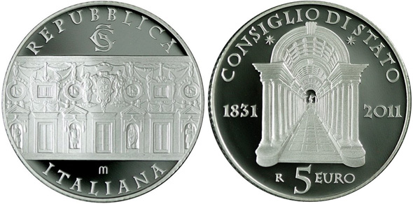 Council of State Coin