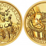 Crown of Saint Wenceslas 100 Euro Gold Coin from the Austrian Mint