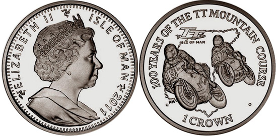 Isle of Man TT Silver Crown