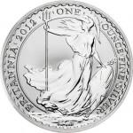 Royal Mint Launches 2012 Silver Britannia Coins