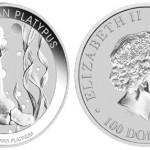 Perth Mint Releases 2012 Australian Platinum Platypus