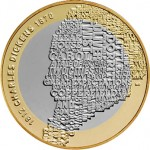 Charles Dickens £2 Commemorative Coin Celebrates Bicentennial