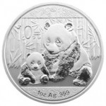 2012 Chinese Gold and Silver Panda Coins