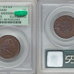 PCGS Certified Coins Set Records at 2012 FUN Convention Auctions