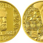 "New Austrian Gold Coin Series ""Klimt and His Women"""