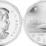 "The Canadian ""Loonie"" Celebrates Its Silver Anniversary"