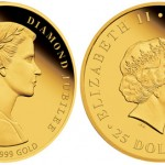 Perth Mint's 2012 Queen Elizabeth II Diamond Jubilee Gold Proof Coin