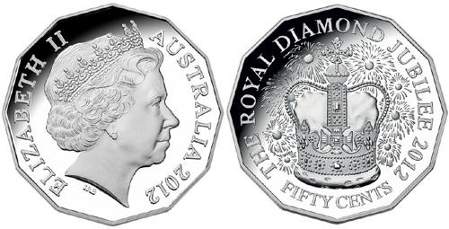Australia Queen Elizabeth II Diamond Jubilee