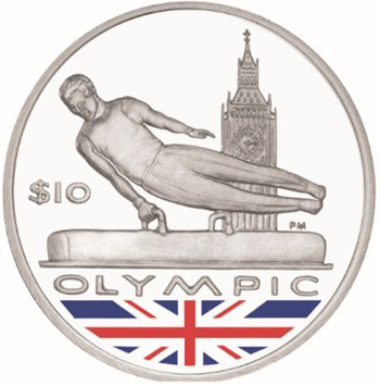 Olympic Coin 1