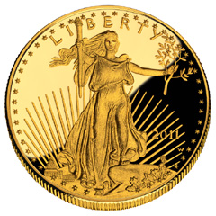 Proof Gold Eagle