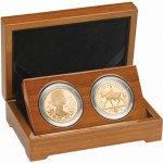 Queen Elizabeth II Golden and Diamond Jubilee Two Coin Set