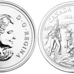 Canadian Silver Dollar Celebrates Bicentennial of the War of 1812