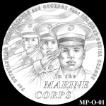 Review of Montford Point Marines Congressional Gold Medal Design Candidates