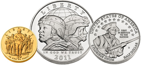 United States Army Commemorative Coins