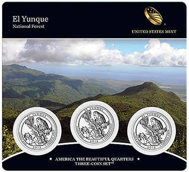 El Yunque Quarter Set