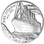 Isle of Man Launches Titanic Centennial Coins