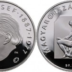 Jozsef Remenyi Featured within Europa Silver Star Coin Series
