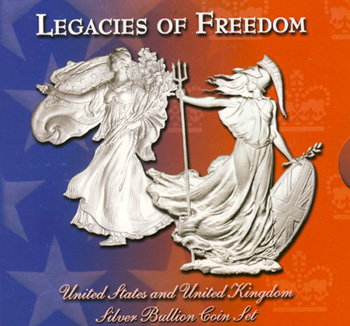 Legacies of Freedom Set