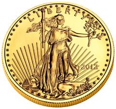 2012 Gold Eagle