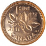 The End of the Canadian Cent