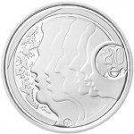 Mint of Finland's Equality and Tolerance 20 Euro Collector Coin