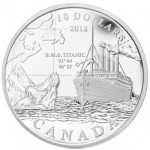 Royal Canadian Mint Titanic Commemorative Coins