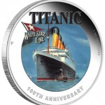 Perth Mint Releases 100th Anniversary RMS Titanic Silver Proof Coin