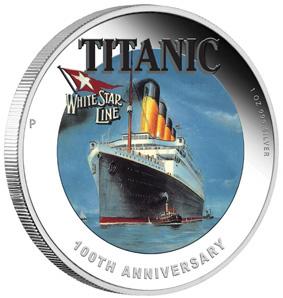 100th Anniversary Titanic Coin