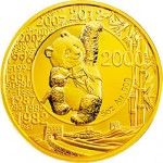 30th Anniversary Chinese Gold and Silver Panda Coins