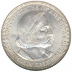 Columbian Exposition Half Dollar Commemorative Coin