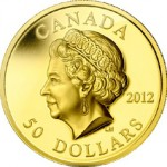 The Queen's Portrait Ultra High Relief Gold and Silver Proof Coins