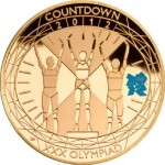 "Final Issue of Royal Mint's Olympic ""Countdown"" Series"