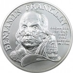 Benjamin Franklin Firefighters Silver Medal