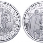 "Latest ""Rome on the Danube"" Silver Coin Features Lauriacum"